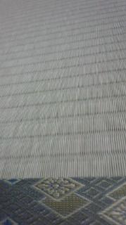 ★ビニール★の畳おもて