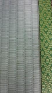 アレルギー対策 セキスイ美草(みぐさ)樹脂製畳