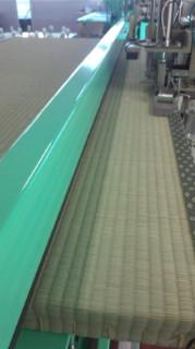 正確でスピーディーな畳を縫う機械