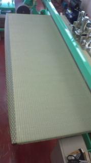 京間の畳おもて替え 京間の畳は大きいです