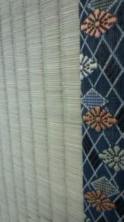 ★「上」の畳おもて&「紺」のへり★