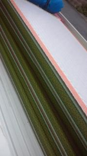 畳床も新しく、美しい畳、これからお客様のもとへ