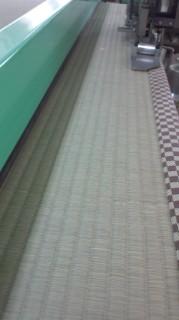 国産畳おもて(熊本県産)で畳表替え