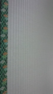 セキスイ美草(みぐさ)引目編み畳&人気の畳ヘリのコンビネーション