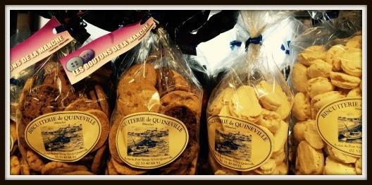 Biscuits de Quinévile
