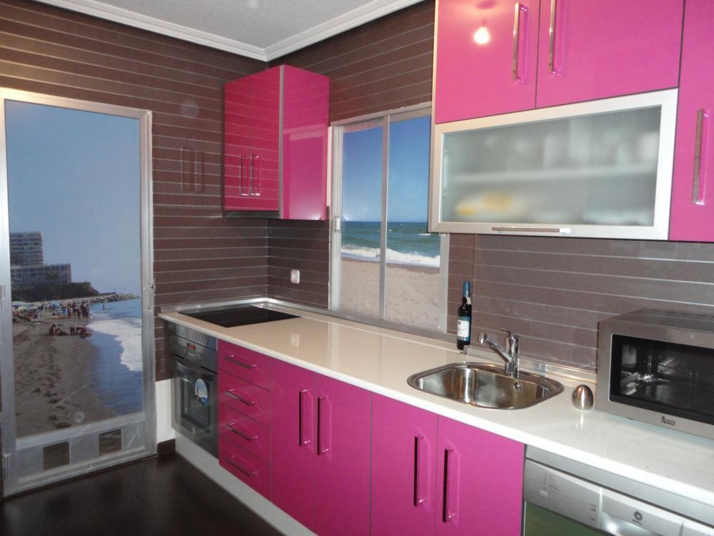 Cocina martos rosa cocinas jaen for Cocinas jaen fabrica