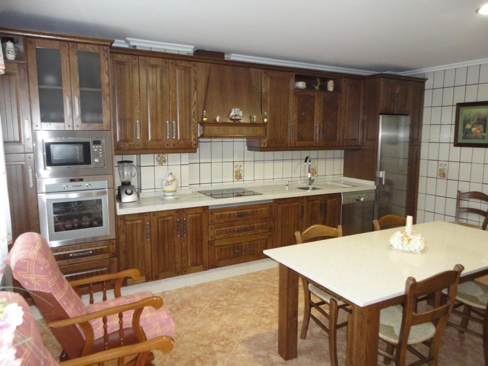Cocina roble higuera de calatrava cocinas jaen - Cocina roble ...