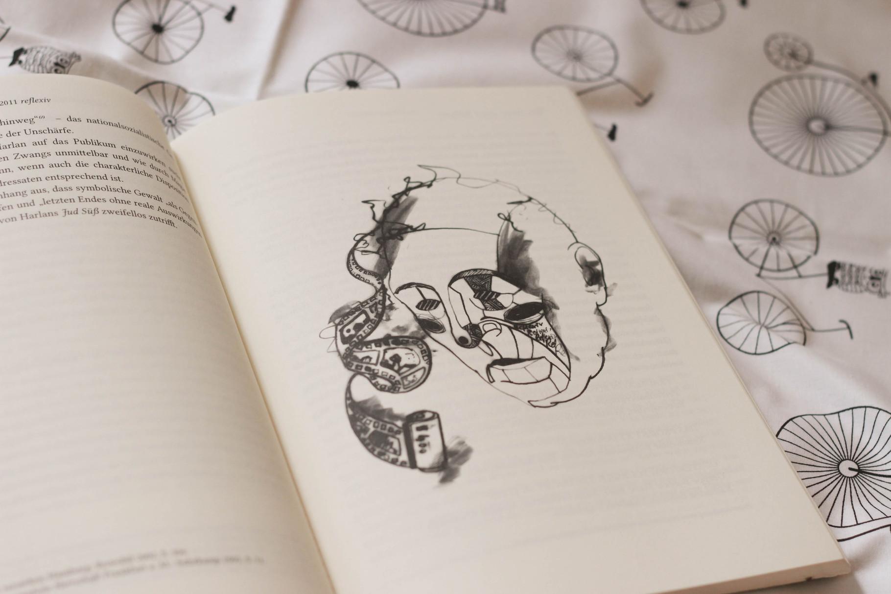 Editorial Illustration für das SYN Magazin, 2011