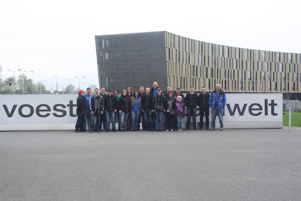 Voest Stahlwelt