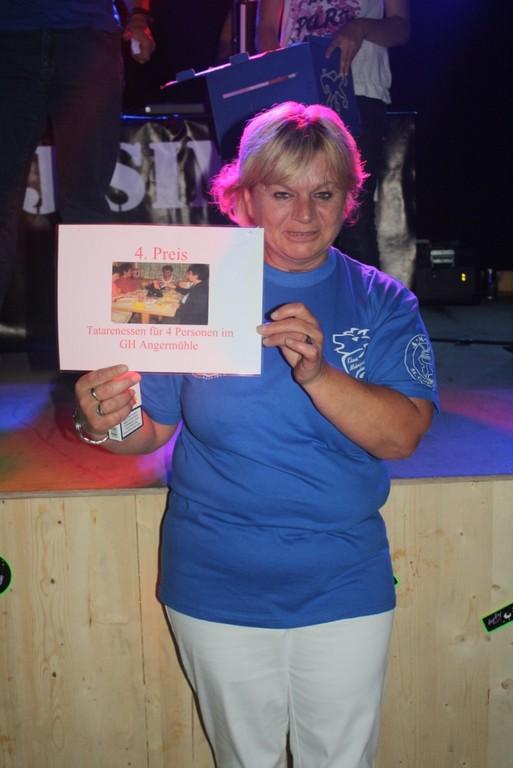 4. Preis - ein Tatarenessen für 4 Personen in der Angermühle