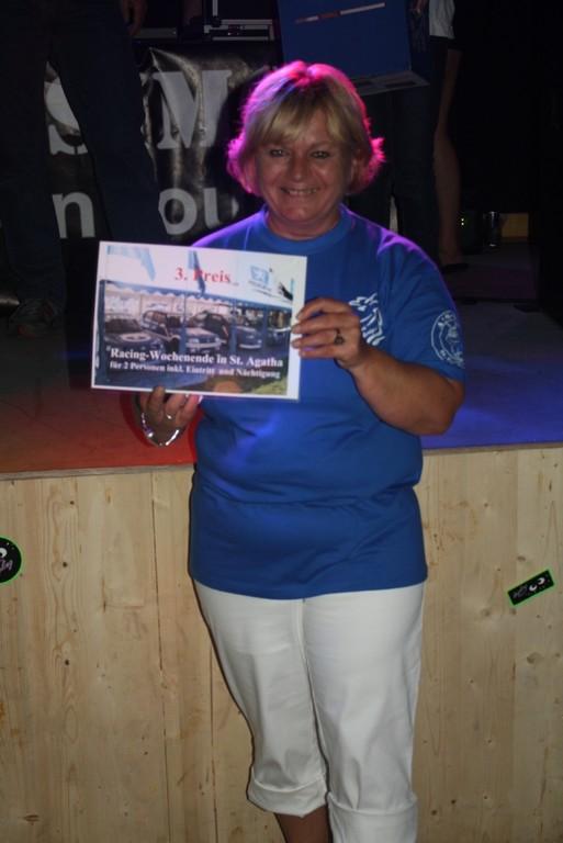 3. Preis - ein Renn-Wochenende in St. Agatha