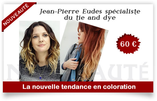 Jean Pierre Eudes Tie and Dye
