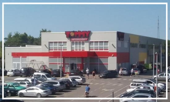 TOMMY Hipermarket Nin