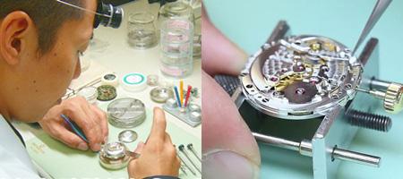 宮城仙台で時計修理BRANDJACK。ロレックス,オメガ,カルティエ,パネライ,ブライトリング