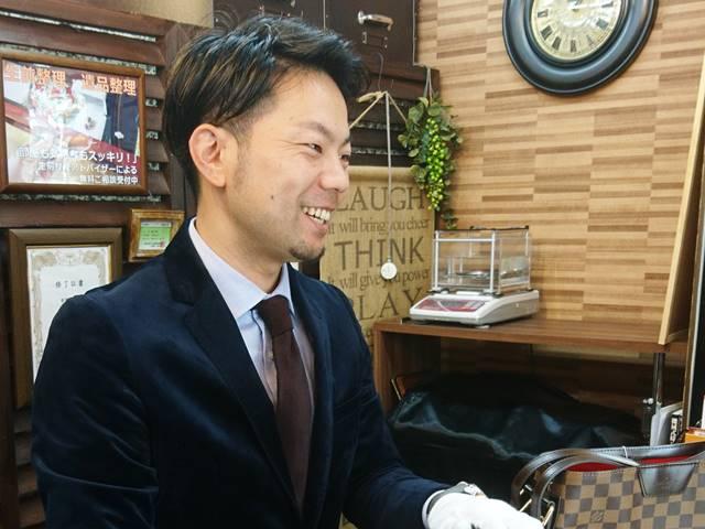 生前整理アドバイザー兼査定士:熊谷