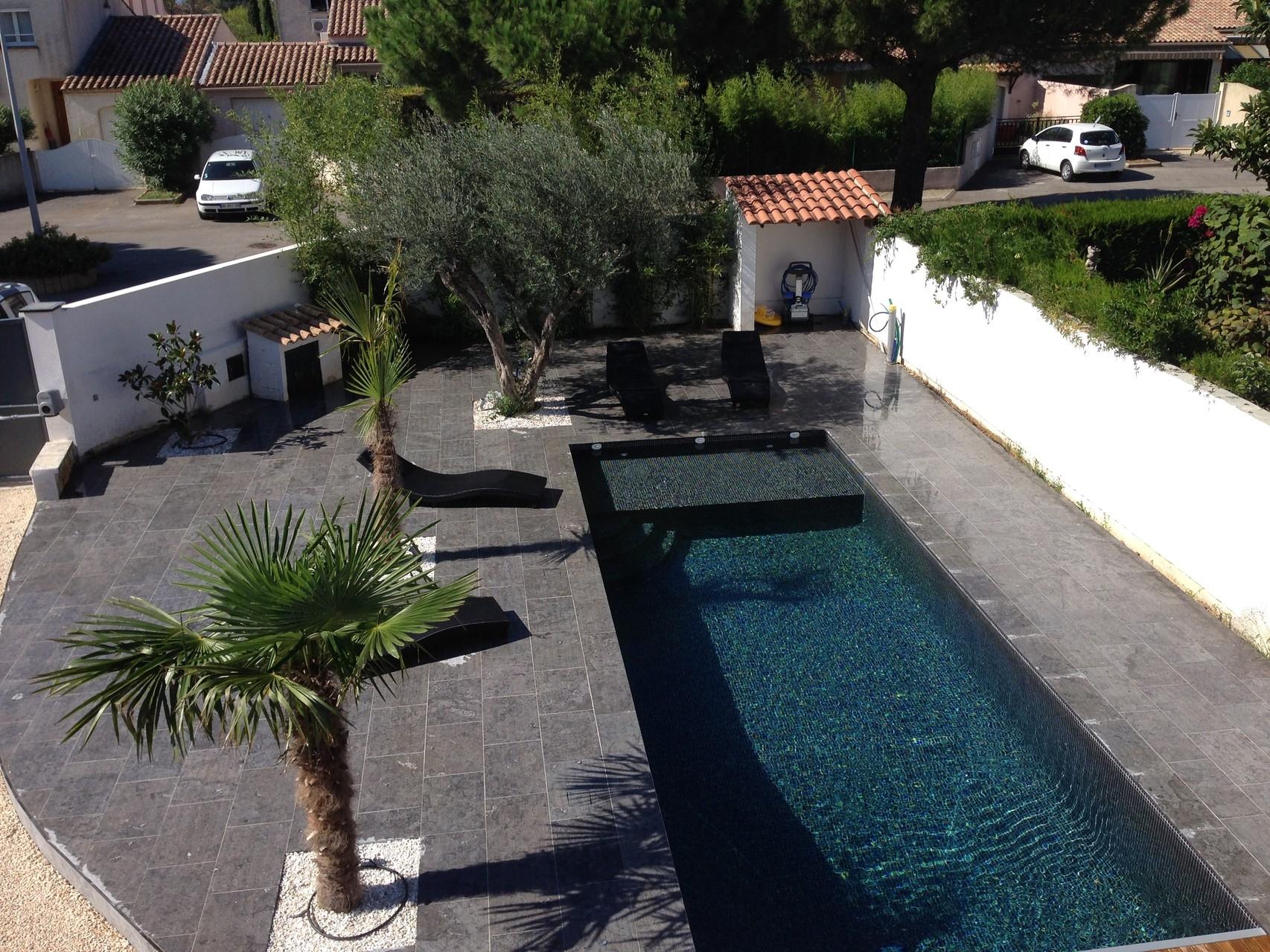piscine carrelée montpellier