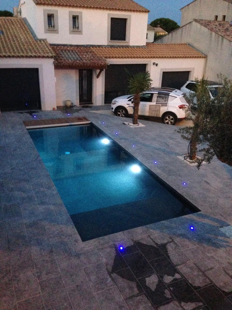 piscine beton montpellier