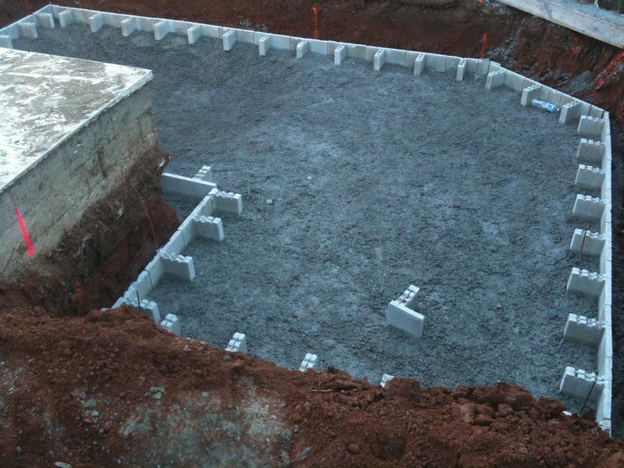 piscine beton a mauguio