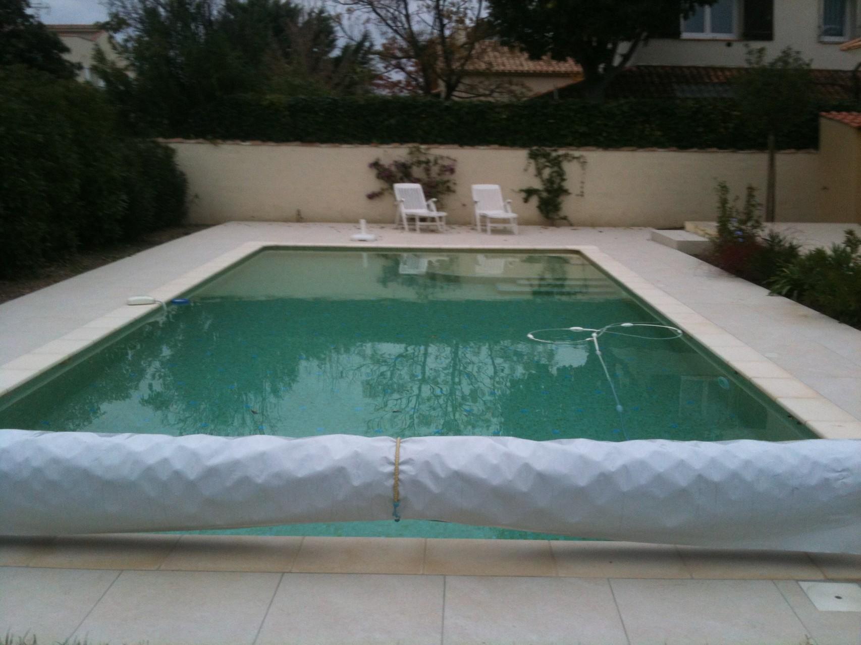 piscine terrasse  lattes