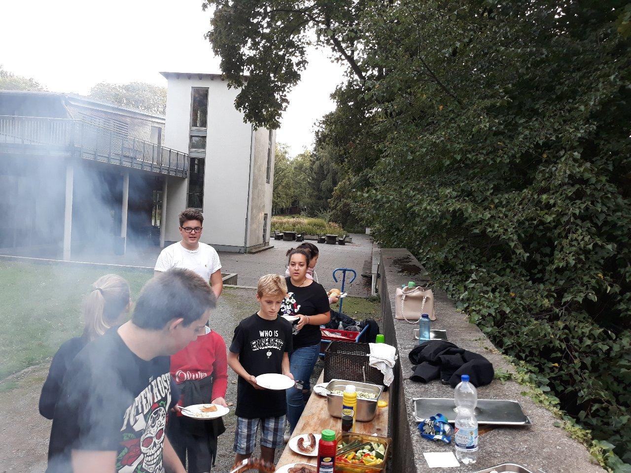 Wochenend-Ausflug nach St. Altfried 2018