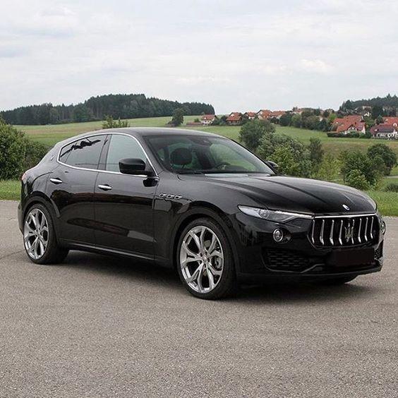 #Maserati #Levante #noleggio auto #promozione