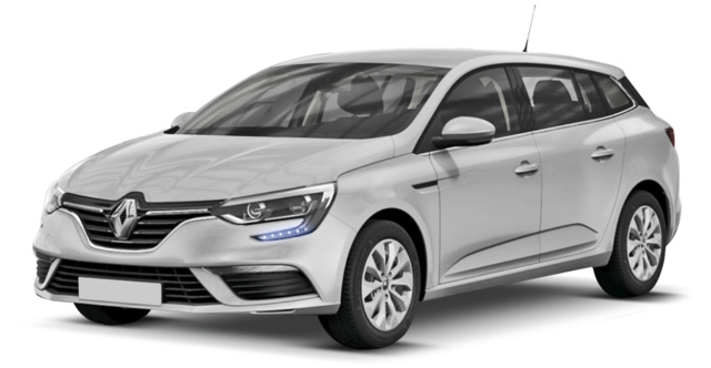 #Renault #Megane #automatica #sporter
