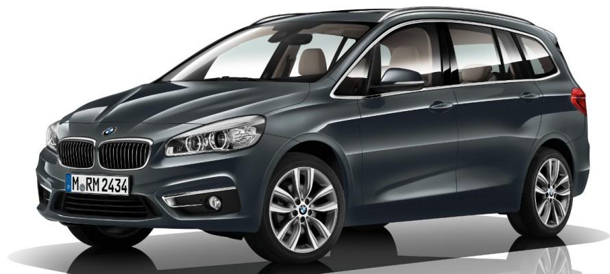 #BMW #TOURER #monovolume #posti #noleggio #promozione