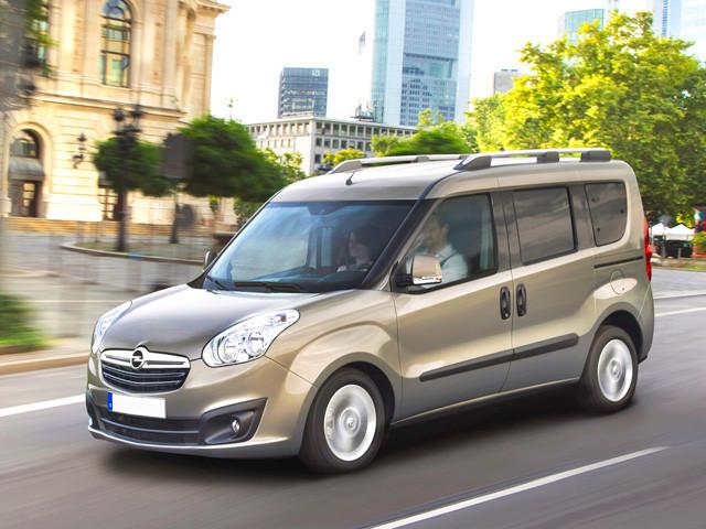 Opel Combo Tour 1.6 CDTI 95 E6 Elective L1H1, CANONE 352 EURO