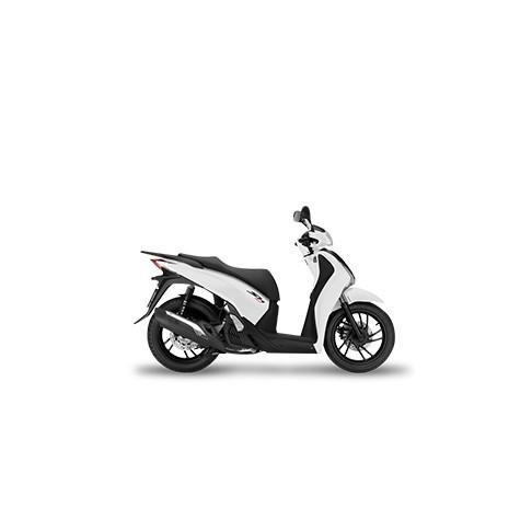 Honda SH 150 ABS (Bauletto e Parabrezza)