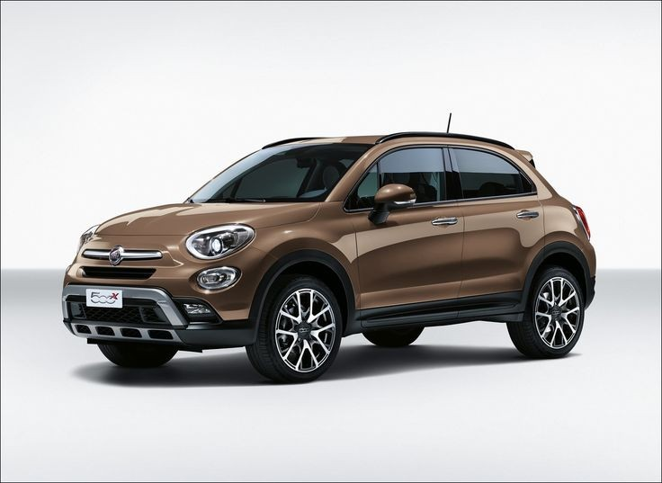 #Fiat #500X #Crossover