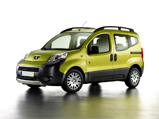 Peugeot Bipper Tepee Style HDi 80, CANONE 356 EURO