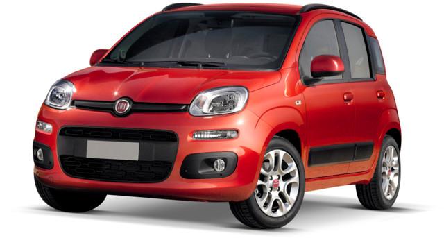 FIAT PANDA NEW 1.2 69cv Easypower E6 Easy, 240 Euro, Anticipo 1.500 Euro, climatizzatore man., Km/anno 20.000 Km totali 76.667 Durata 46 mesi