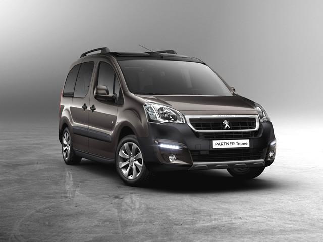 Peugeot Partner Tepee 1.6 BlueHDi 100cv Active, CANONE 386 EURO