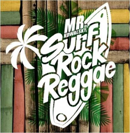 """Mr.Kowalsky aktuelle CD """"SurfRockReggae"""" (Klick aufs Bild zur Homepage) CD dort erhätlich, oder bei einem seiner vielen Konzerte in Europa"""