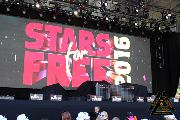 Stars for free 2016