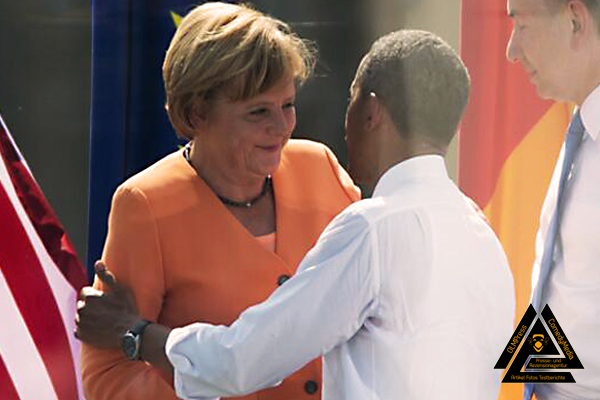 MERKEL • OBAMA • WOWEREIT