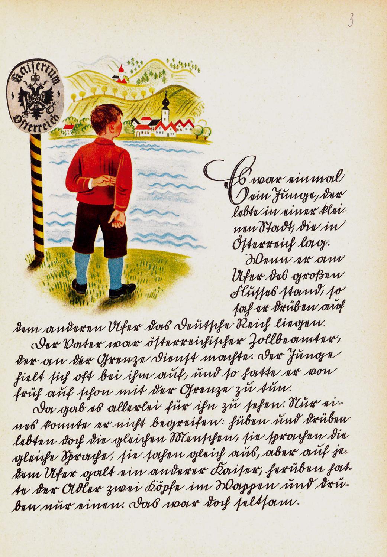 """Springenschmid, Karl & Mühlmann, Leopoldine (1936). """"Eine wahre Geschichte. Worte und Bilder von zwei Deutschen aus dem Auslande"""", 11.-18. Aufl., Stuttgart 1937"""