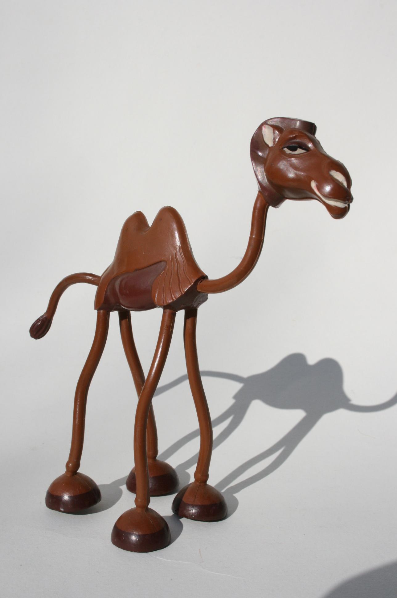 Kamel. Biegefigur, 1951.