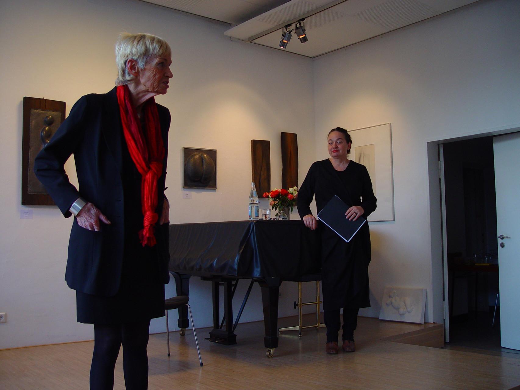 Angelika Fellmer und Barbara Stoll (#1255)