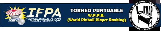World Pinball Ranking Players