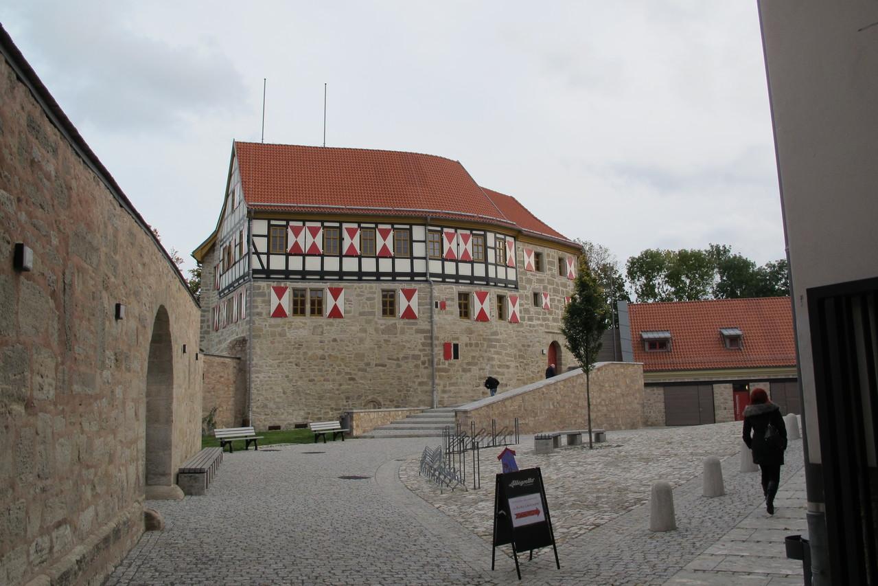 Kernburg von Scharfenstein