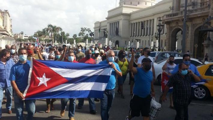 Καταγγελία για υπογραφή κοινής δήλωσης κατά της Κούβας και από την Ελλάδα
