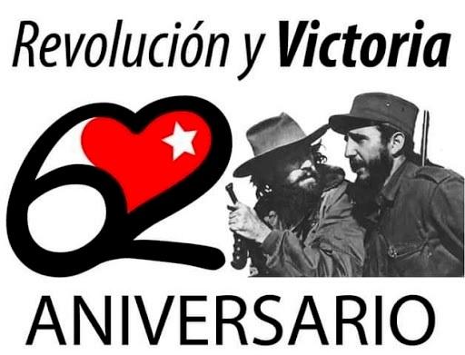 62 χρόνια από το θρίαμβο της Κουβανικής Επανάστασης