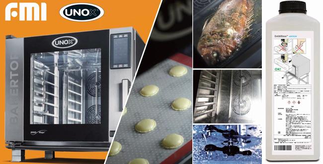 UNOX(ウノックス)社スチームコンベクションオーブン用自動洗浄専用洗剤