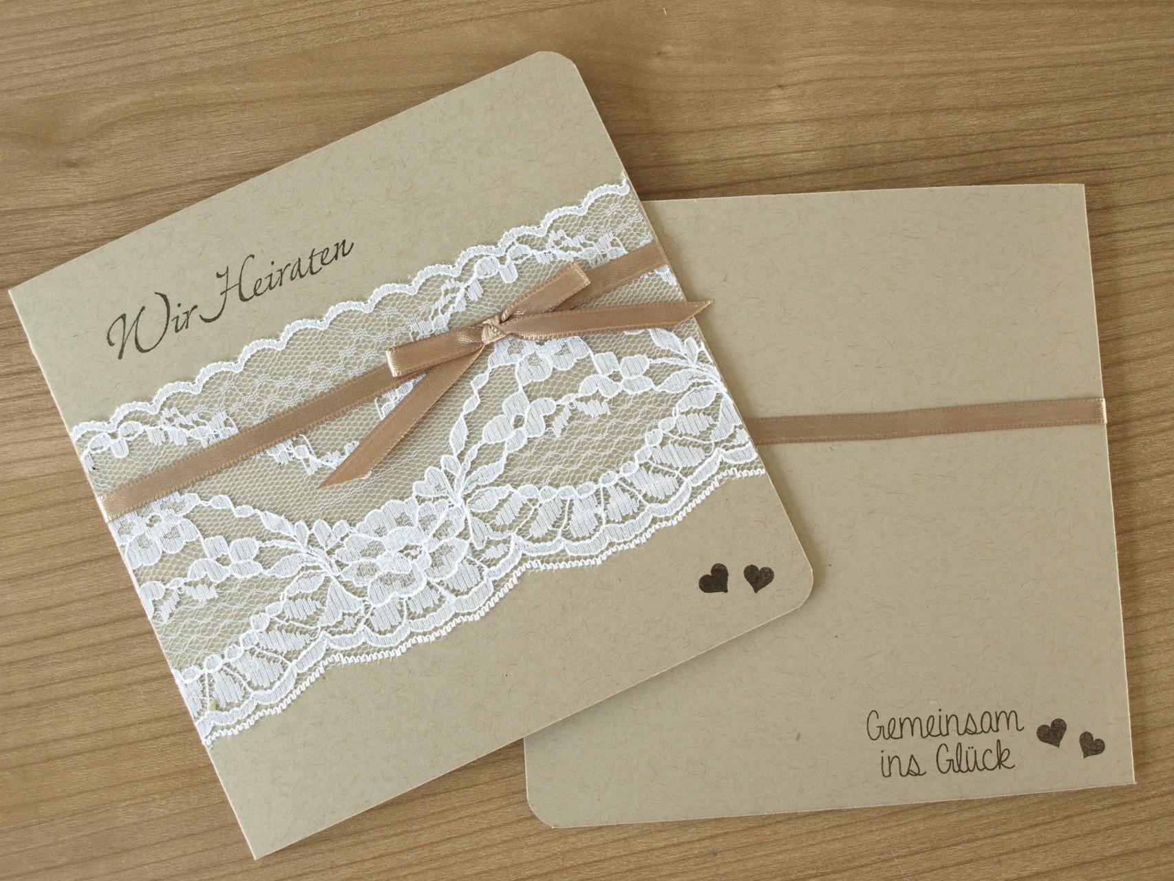 Hochzeit - liebevoll-und-kreativ mit StampinUp!
