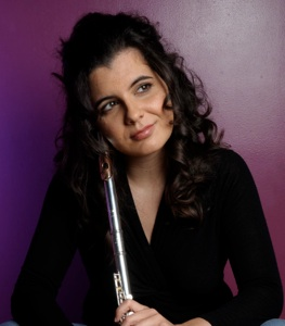 Cristina Crespo The Flute Connection