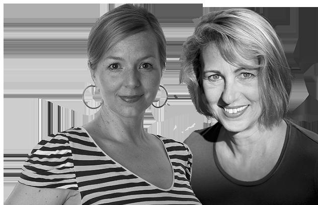 Simone Buchholz und Susanne Mischke – Hamburger Krimifestival