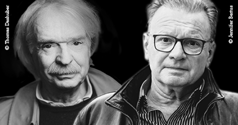 Wolfgang Käs | Axel Petermann Hamburger Krimifestival 2019