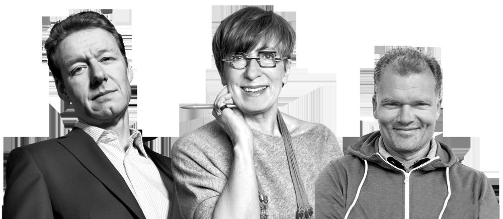 Tim Erzberg, Gisa Pauly, Bent Ohle – Hamburger Krimifestival