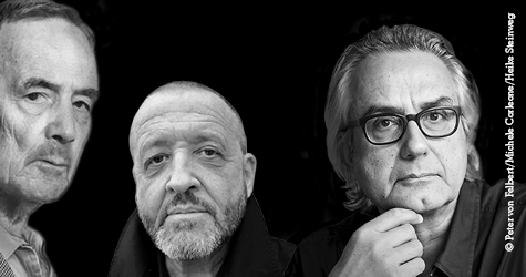 Friedrich Ani | Max Annas | Ulrich Ritzen Hamburger Krimifestival 2019